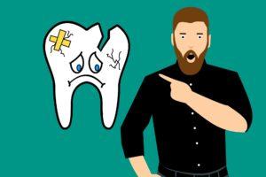 Erste Hilfe bei Zahnunfall