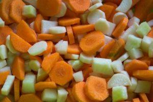 karotten , kohlrabi , geschnitten , gemüse , kochen möhren lebensmittel essen nahrung