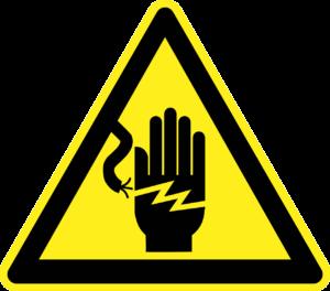 Erste Hilfe bei einem Stromschlag / Stromunfall
