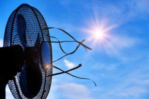 Erste Hilfe bei einem Sonnenstich