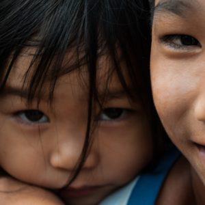 burma , myanmar , kinder , asien , portrait , glücklich , menschen , kopf , lächeln , zufrieden, auge