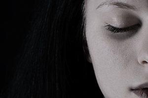 mädchen , depression , trauer , gesicht , haut , porträt , frau , weiblich