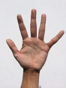 Hand, Finger, Extremitäten, Gliedmaßen, Haut, Fingerkuppen