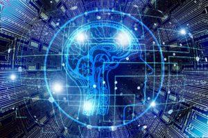 künstliche intelligenz , gehirn , hirn , denken , steuerung , informatik , elektrotechnik , technologie , entwickler , technik , computer , mann , intelligent , gesteuert , leiterplatte , platine , information , daten , funktion , mikroprozessor , person , datenaustausch , digital , kommunikation , netz , netzwerk , programmierung , rechner , server , skript, Gedächtnis