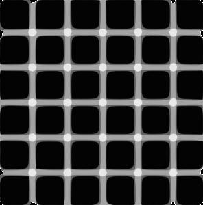 täuschung , punkte , schwarz und weiß , gitter , linie kunst , matrix , optische , schwarz , weiß , optische täuschung , visuelle illusion, hermann-gitter