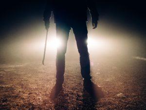 mörder , horror , jimmy , stas , prybar , brecheisen , böse , angst , unheimlich , halloween , gruselig , albtraum , mord , tödliche , halten , werkzeug , person , gewalt , kriminalität , gefahr , dunkel , scheinwerfer, Psychopath, Psychopathie