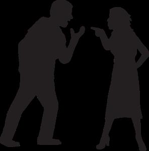 silhouette , paar , menschen mann , frau , paar silhouette , liebe , weiblich , menschen , männlich , kampf , männer , menschliche , kommunikation , schreiben , missverständnis , verbindung , wütend , problem , chef , unzufrieden , verrückt , betont , strenge , besoffen , spannung , konflikt , streiten , schreien , warnung, aggression