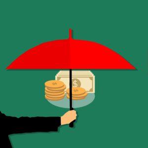 geld , münzen , investitionen , gewinne , sicherheit , geschützt , regenschirm , regen , schild , qualitätssicherung , bereich , abstrakt , agent , schwarz , geschäft , pflege , konzept , hand , halten , icon , isoliert , männlich , modern , schutz , sicher , saison , anmelden , quadrat , stürmisch, krankenkasse, portemonnaie