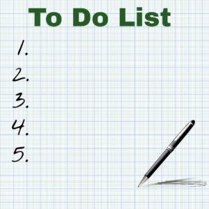 to do liste , erledigen , liste , aufgaben , kugelschreiber , plan, motivation, schaffen, planen, organisieren, arbeit, liste