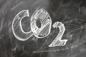 co2 , kohlenstoffdioxid , kohlendioxid , kohlenstoff , sauerstoff , atmosphäre , tafel , schrift Bicarbonat Gesamt-CO2