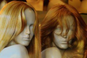 schaufensterpuppen , perücke , haare , blond Was sollte man über Perücken wissen?