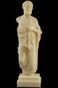 hippokrates , die statue des , griechenland , gesundheit , medizinische , der arzt , antike, griechenland