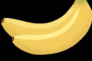 Diphallie bananen , gelb , tropisch , früchte , lebensmittel , süß , gesund , imbiss , nahrhafte , zwei , reif , schmackhaft , dessert , appetitlich