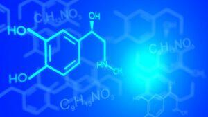 chemie , adrenalin , strukturformel , wallpaper , formel , hexagon , struktur , hintergrund , chemikalien , biologie, stresshosmone