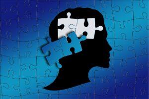 Legasthenie; Lese-Rechtschreibschwäche; Lese-Rechtschreibprobleme; LRS, dyslexie , legasthenie , lernstörung , puzzle , funktion , funktionieren , funktionalität , autismus , ausbildung , bildung , teile , leer , allgemeinbildung , pädagogik , kopf , loch , psychologie , denken , denkprozeß
