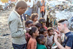 schlecht , slums , indien , menschen , kinder , ort , stadt , armut , liebe , pflege , hilfe