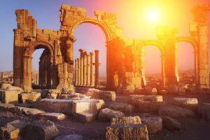antike , säulen , ruinen , romanisch , tempel , sonnenuntergang , bruchstücke , geschichte , griechenland , griechisch , römisch , antik , historie , sonnenlicht , kunst , monument , bauwerk