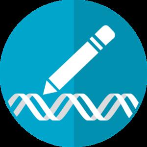 gen bearbeiten-symbol , crispr-symbol , gentechnik-symbol, crispr cas9, genome editing, genom editierung, Genschere