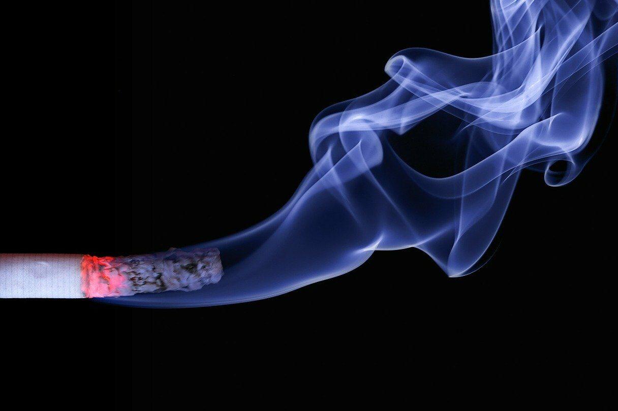 warum muss man bei ein raucherbein das bein abnehmen