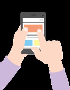 smartphone , app , nachrichten , web , internet , informationen , net , artikel , blog , cartoon , handy , chat , comic , kommunikation , computer , hand , mobile , telefon, Pornographie, Sexsucht