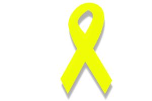 gelb , farbband , tumor, sarkom