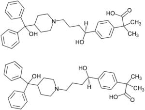 Fexofenadin