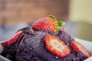 acai , erdbeere , eis , lebensmittel , energetische , brasilianische lebensmittel , dessert , essen , obst , beere , gesund , diät , mahlzeit , Acai Beere Diät