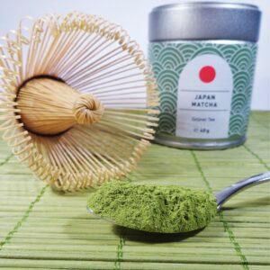matcha , grüntee , tee , teepulver , japan , chasen , bambusbesen , bambus , teelöffel