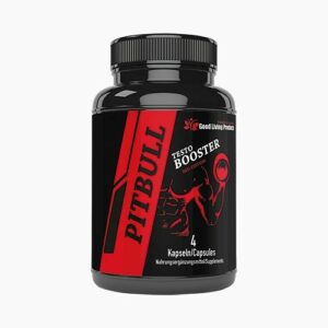 Testo Booster Red