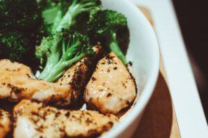 huhn , brokkoli , abendessen , mahlzeit , mittagessen , gesund , lebensmittel , küche , hausgemachte , fleisch , gemüse , grün , 3-D-Diät