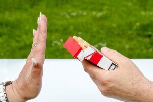 Nichtraucher, rauchen, Nikotin, rauchfrei