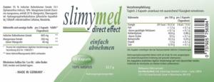 Slimymed Inhaltsstoffe