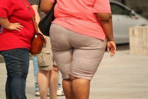 Adipositas, Übergewicht