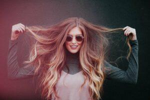 frau, langes haar, menschen, weiblich, mädchen, modell