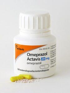 Magenschutz, Protonenpumpenhemmer, PPI, Omeprazol