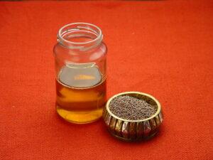 Senföl und -samen, Isothiocyanate Senföle, meerrettich
