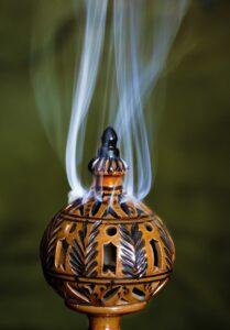 weihrauch , buddhismus , religion , rauch , geistige , buddhistische , tradition , spiritualität , meditation , brennen ,, Räuchern, Räucherwerk